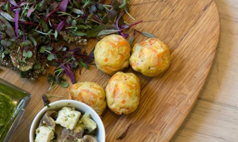 Coconut Chicken Balls