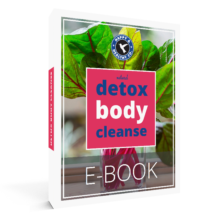 Detox Body Cleanse E-book
