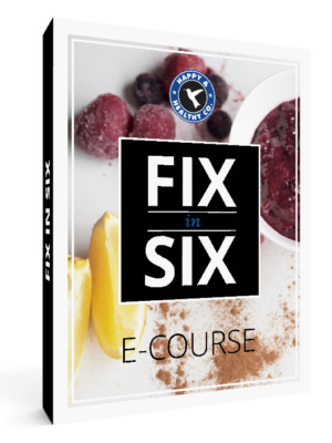 FIX IN SIX E-course