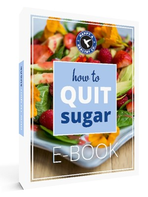 How To Quit Sugar E-book