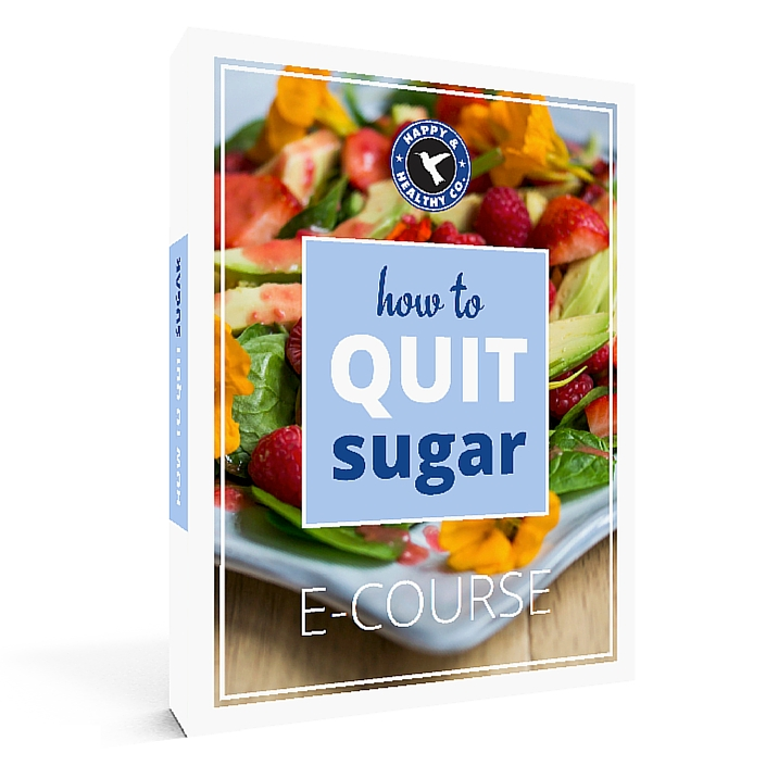 How To Quit Sugar E-course