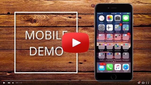 Happy & Healthy Mobile Demo