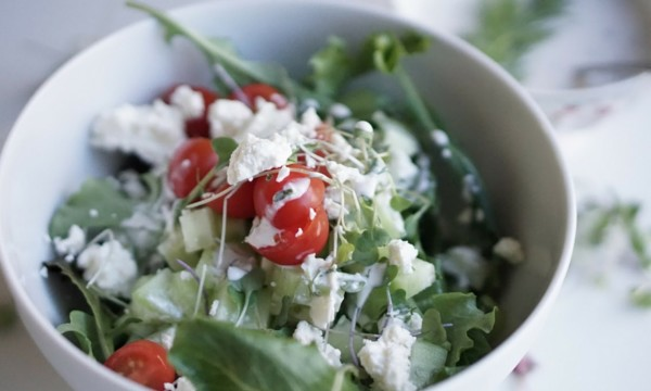 Modern Greek Salad