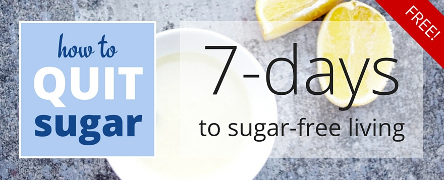 How To Quit Sugar Free E-course
