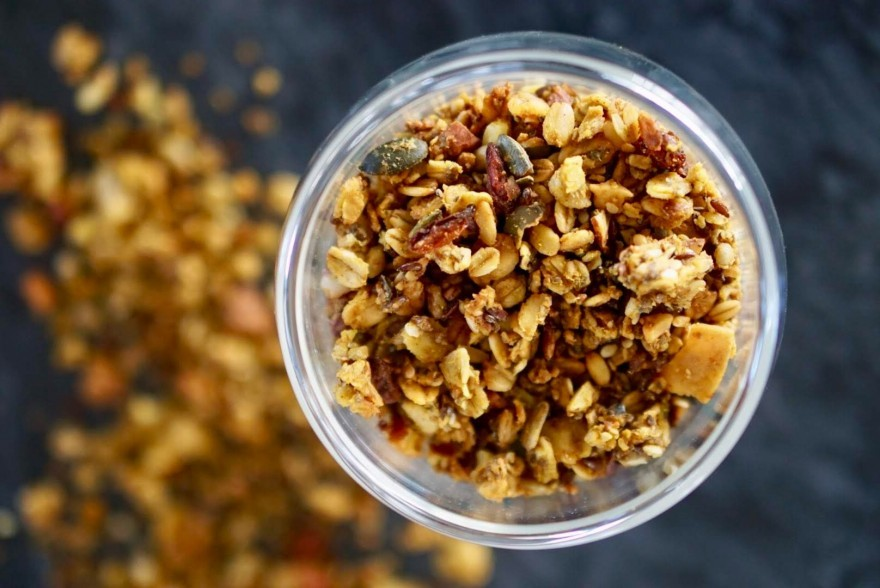 Golden Granola